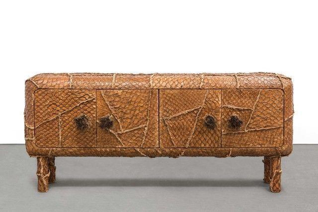 Pirarucu Buffet By Humberto U0026 Fernando Campana| Eccentric Furniture.  Inovative Furniture. Crazy Furniture