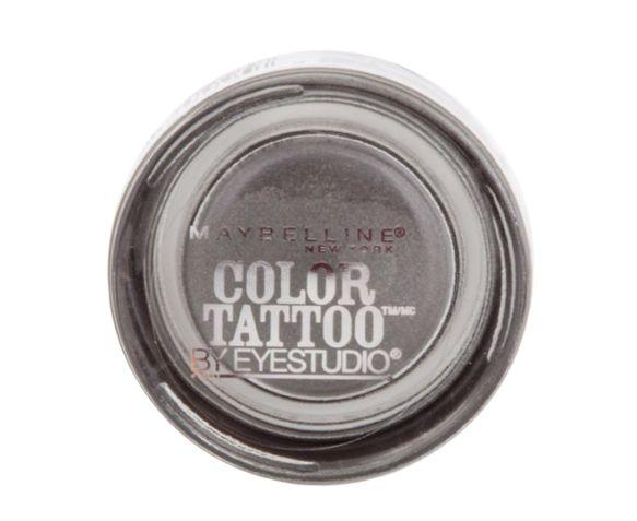 Maybelline Eye Studio Color Tattoo Eyeshadow - #15 Audacious Asphalt 3
