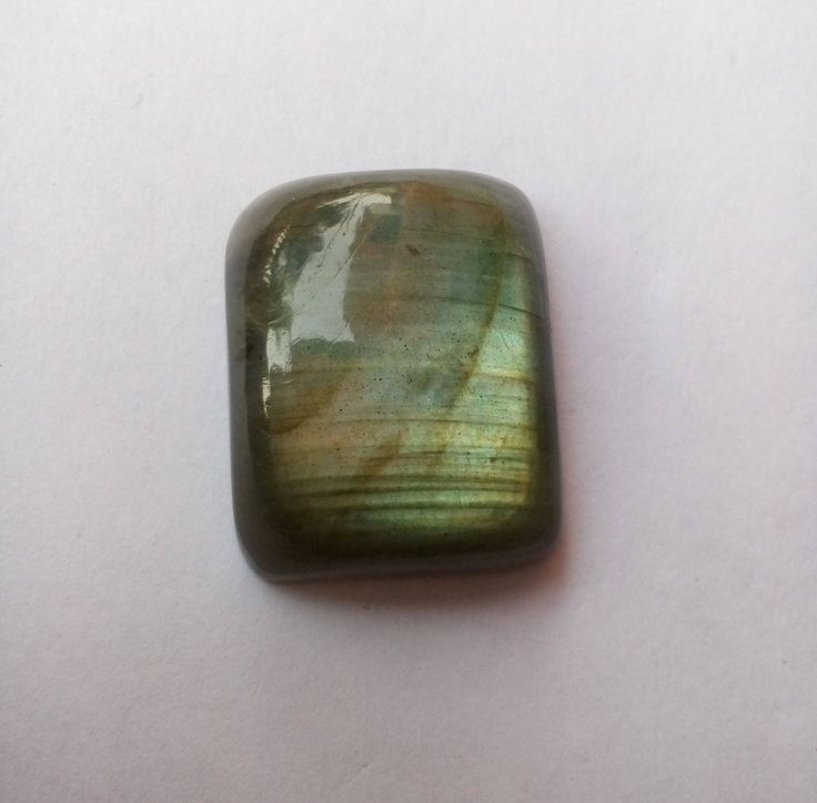 44.90 Ct Natural Labradorite Cabochon Loose Gemstone Square Shape Top Quality by bilalGems8 on Etsy