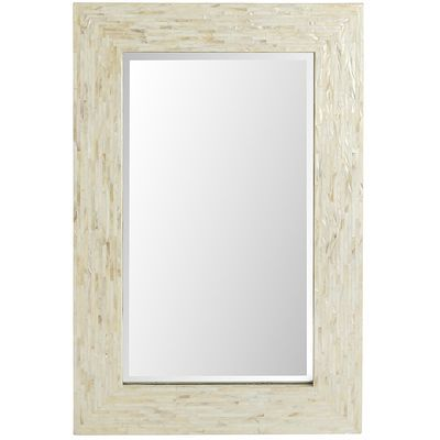Ivory Mother-of-Pearl Mirrors