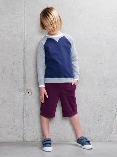 Short Story - Designer Boys Looks - Fashion Clothing at Elias & Grace