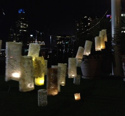 Reclaim the Night - Project Reclaim: Organic Sculpture