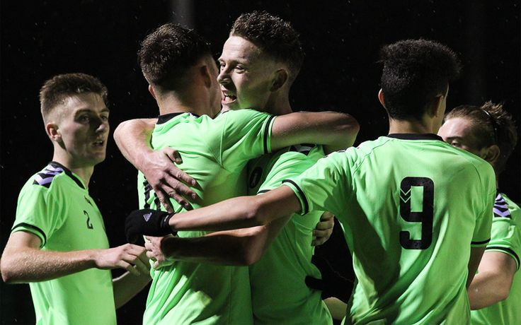 U19 Report: Clyde O'Connell's cool penalty six minutes from time sent Limerick into the final of the Under-19 National League for the first time as they ended Champions Saint Patrick's Athletic's long unbeaten run with a 2-1 win at the University of Limerick on Saturday night. More: http://www.limerickfc.ie/u19-report-oconnell-converts-to-shoot-limerick-into-final
