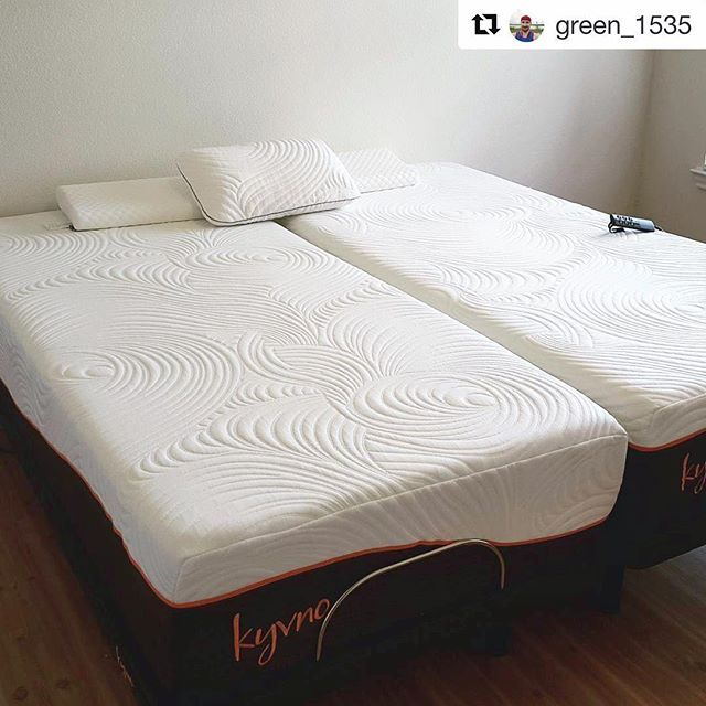 Our Split King Adjustable Base Bed! For Better Sleep, Check Out What Our  Customers