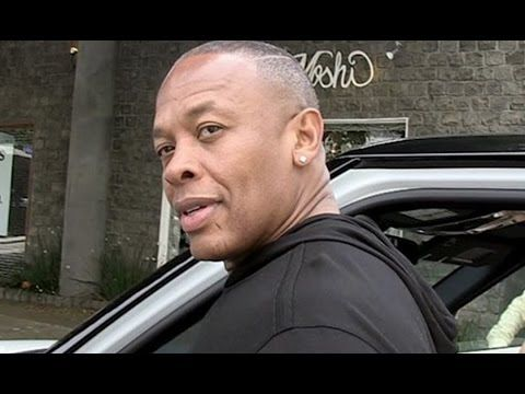 Dr Dre Reacts To Surviving Compton Movie - YouTube