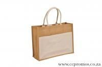 Eco Jute Panama Bag www.ccpromos.co.za