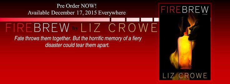 Book-o-Craze: Release Blitz {Teaser} -- FireBrew by Liz Crowe