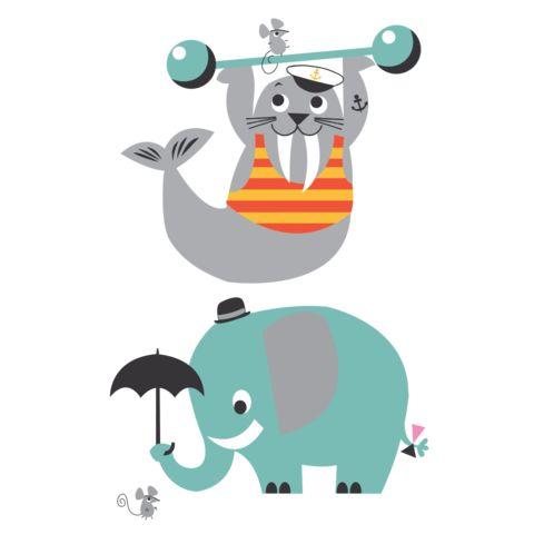 Weightlifting Walrus