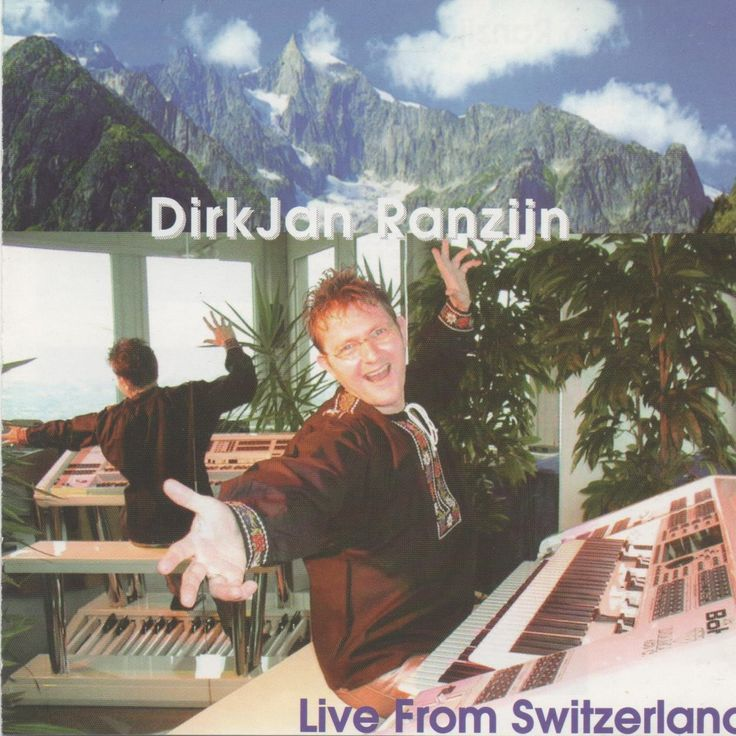 Routenote Direct - DirJan Ranzjin: Live from Switzerland