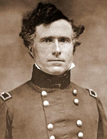 """Franklin Pierce (aka """"Handsome Frank"""") born on November 23, 1804, in Hillsboro, New Hampshire, Franklin Pierce was elected to the United States Senate in 1837, and became the the 14th U.S. President."""