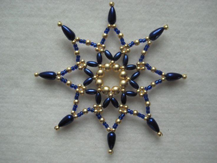 Perlenstern Christmas decorations Christmas