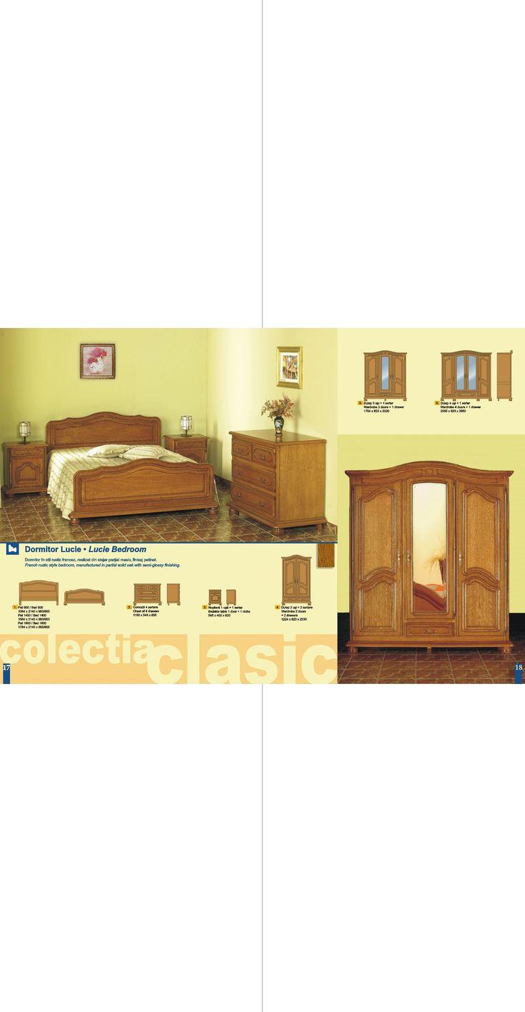 Mobila  Dormitor Lucy 3