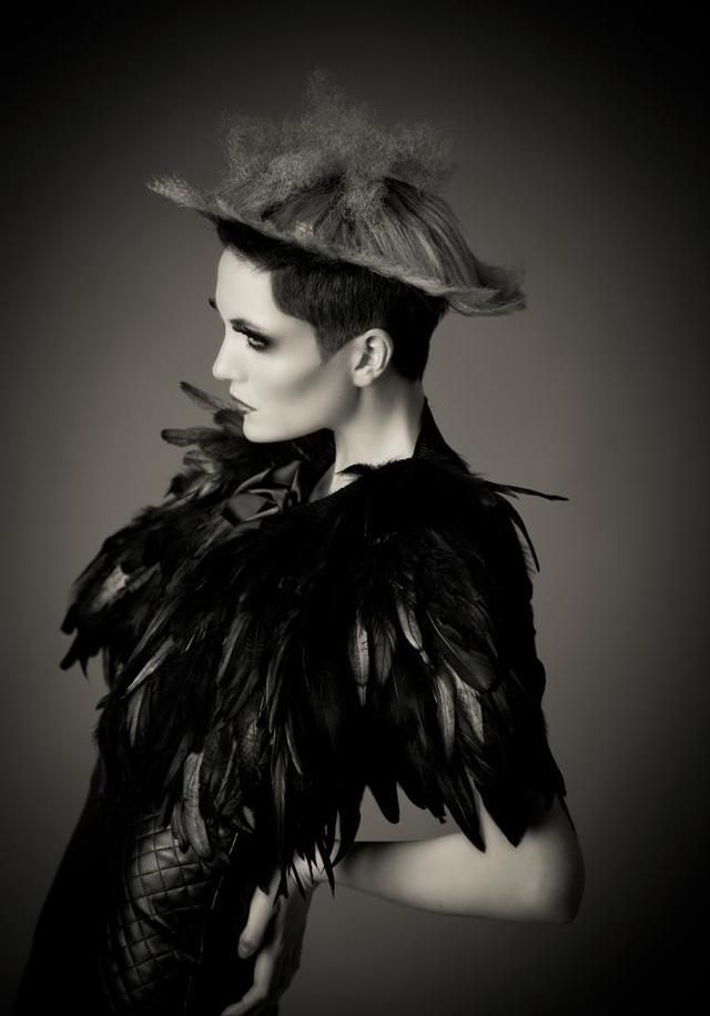 Martine - Avantgarde by Solvi on new.bangstyle.com, the Global Hair Community