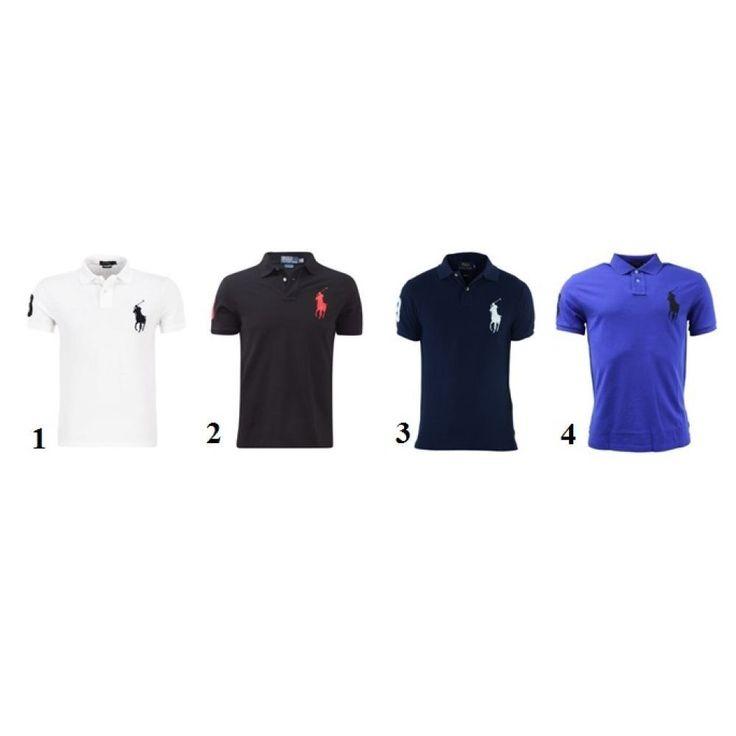Polo Ralph Lauren Poloshirts für Männer NEU Slim Fit M - XXL