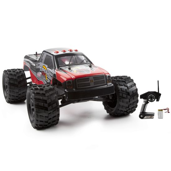 WL Toys Terminator 2.4GHz 1:12 Electric RC Truck