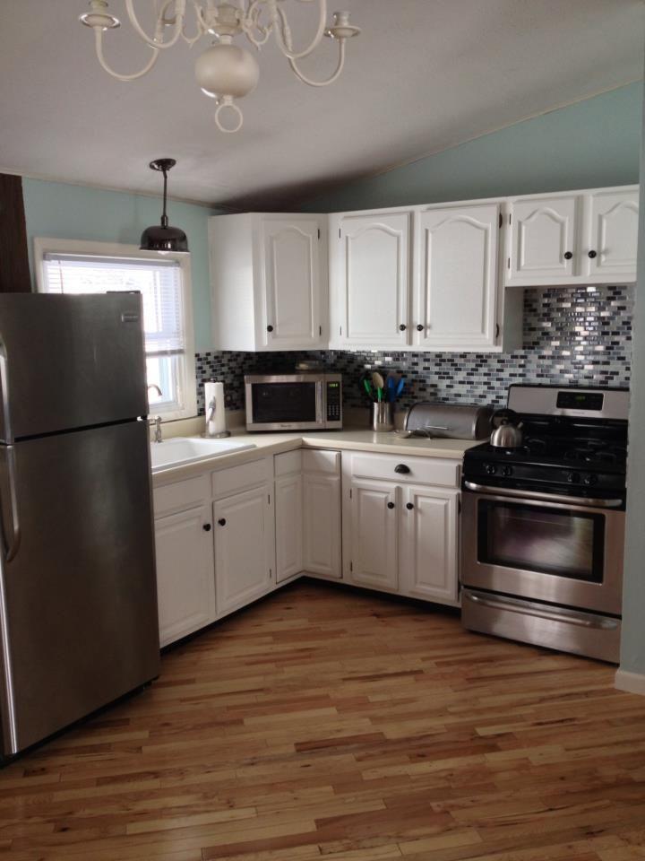 Small Kitchen Reno