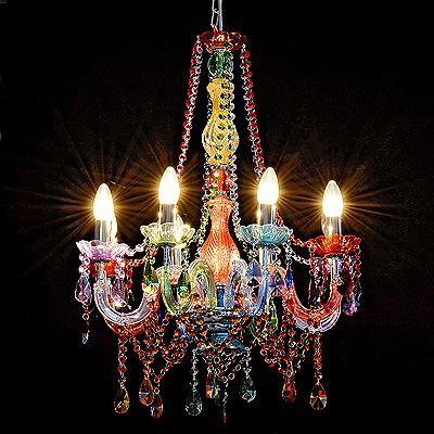 Gypsy Chandelier. Beautiful.