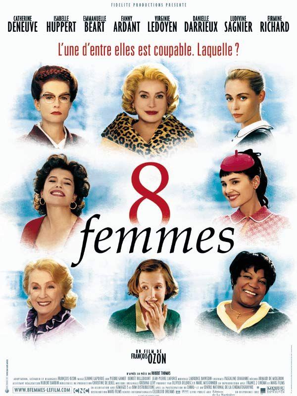 """TB texte sur la misogynie de #Ozon : """"8 femmes, créatures et créateurs"""" par """"Le cinéma est politique"""" #Cannes2013"""