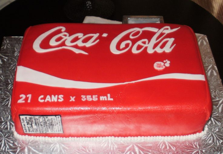 Rc Cola And Peanuts: 17 Best Images About Cake COKE On Pinterest