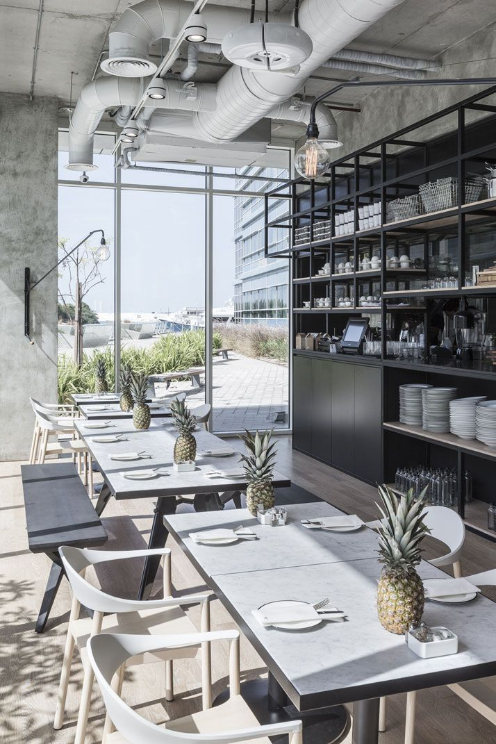 No.57 Boutique Cafe in Abu Dhabi by Anarchitect   http://www.yatzer.com/no57-boutique-cafe-anarchitect