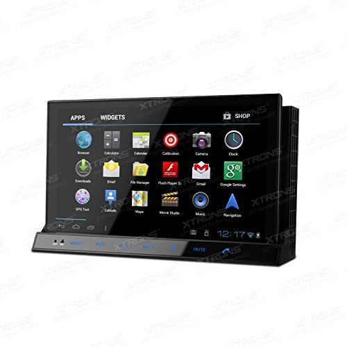 "XTRONS® Double Din 7"" HD Android 4.0 Capacitive Touch"