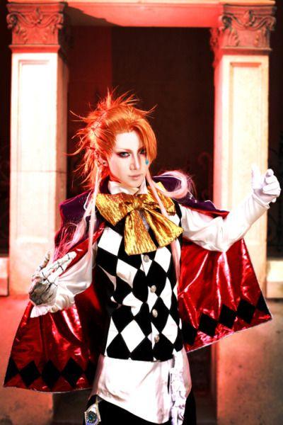 Joker(Black Butler)   REIKA