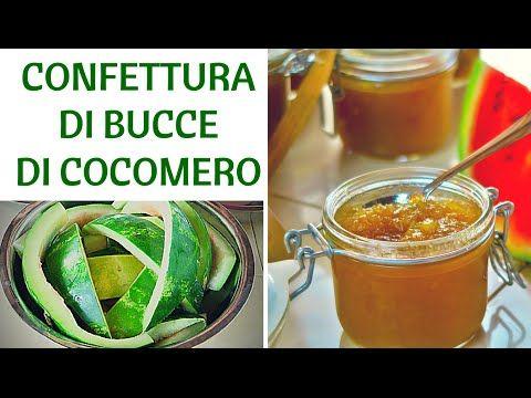 CONFETTURA DI BUCCE DI COCOMERO FATTA IN CASA DA BENEDETTA - YouTube
