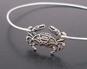 Little Crab Bracelet, , Cancer Zodiac Sign, Zodiac Jewelry