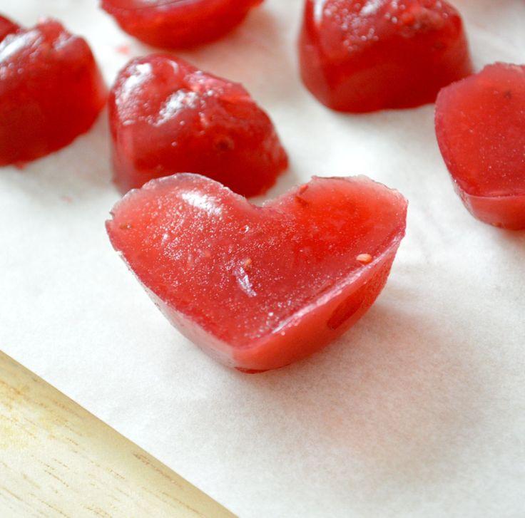 Postres Saludables | C�mo hacer gominolas caseras saludables | http://www.postressaludables.com
