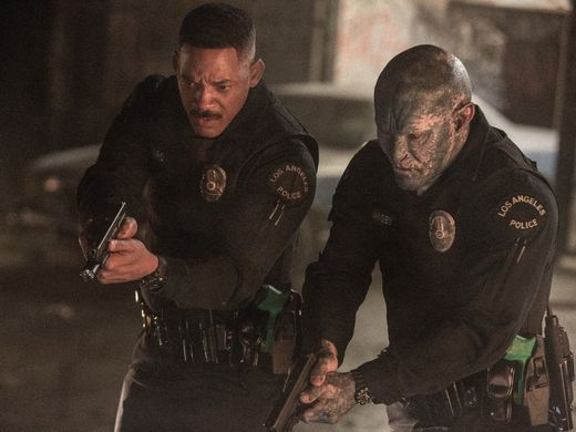 Bright: New Red Band Trailer For The Netflix Original Movie