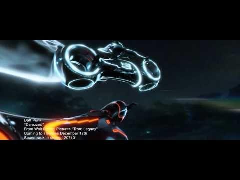 Daft Punk - Derezzed (саундтрек к фильму Трон Наследие)