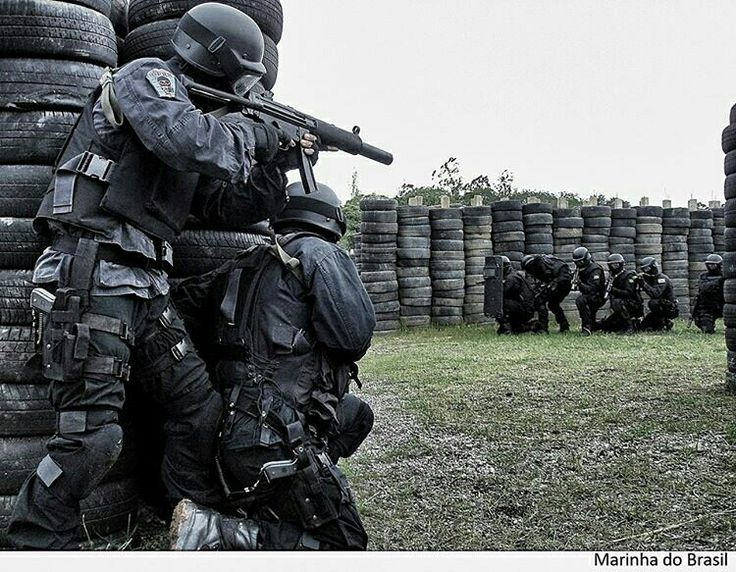 Brazilian Navy Special Forces (GERR-MEC)