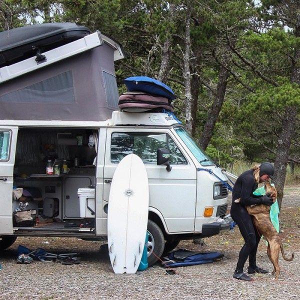 24 of Our Readers' Best Camper Vans | Outside Online