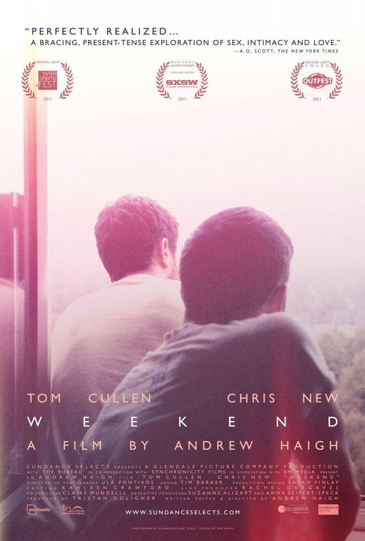 Weekend #movie #poster