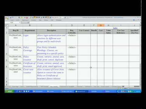 Best 25+ Software requirements specification ideas on Pinterest - business requirements document template