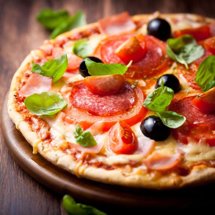 Bezlepkový recept na lahodnú pizzu  http://bit.ly/1CrYzgM