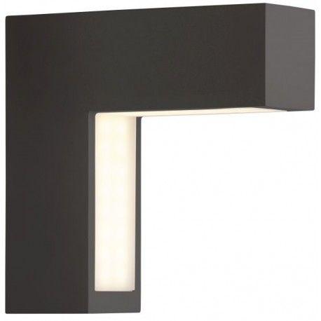 Nowoczesna seria lampa zewnętrznych Ashton Led. http://blowupdesign.pl/pl/38-lampy-ogrodowe-zewnetrzne-tarasowe-patio #lampyled #kinkietzewnętrzny #lampyogrodowe #lampyzewnętrzne #walllamp #outdoorlighting
