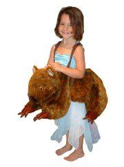 Wombat Wrap and Ride Kids Costume