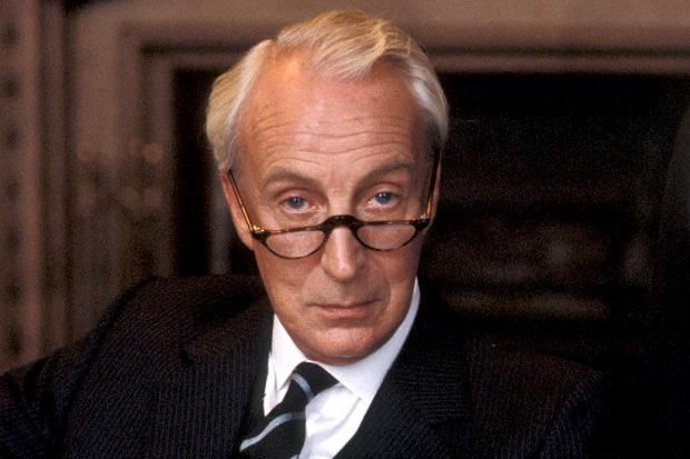 HOUSE OF CARDS Ian Richardson. Can't imagine the subtleties transposed into a US context.
