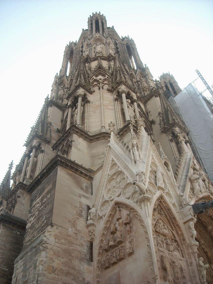 8. Un viaje a Francia VIII. De oca a oca...De Reims a...