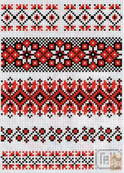 Gallery.ru / Фото #41 - схемы для рушников - anapa-mama