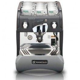 Rancilio Epoca Espresso Machine - S1 Group Commercial Coffee Machine