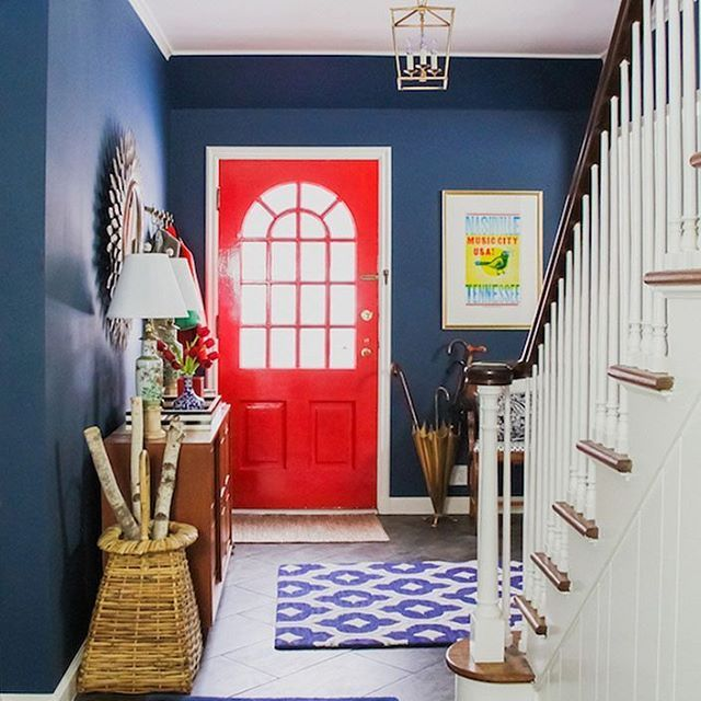 Grand Foyer Paint Color : Best images about how to create a grand entrance on