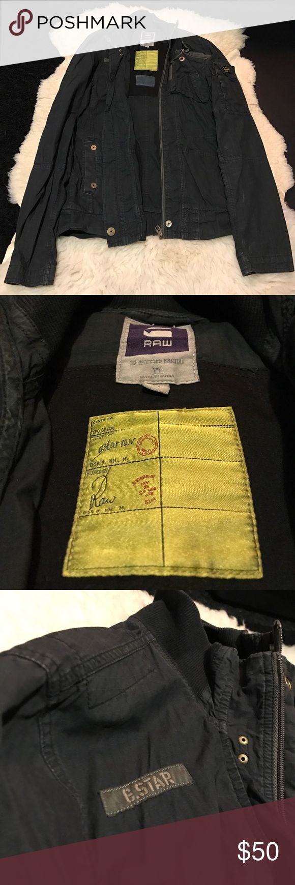 Discontinued G Star Raw Over Shirt Jacket This is a G Star Raw Over shirt Jacket. It is slightly worn but still holds its true badassery in tact. G-Star Jackets & Coats