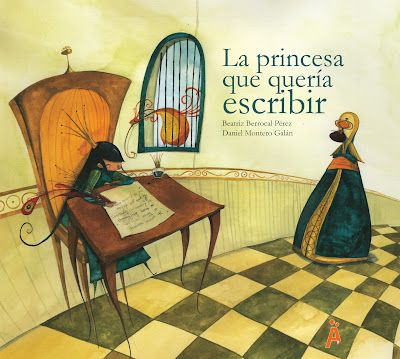 soñando cuentos: LA PRINCESA QUE QUERÍA ESCRIBIR.l