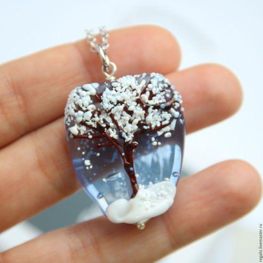 Amazing glass pendant / Кулоны, подвески ручной работы. Заказать Кулон