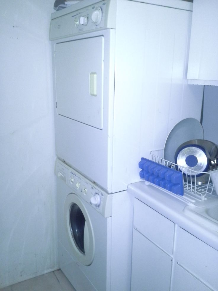 Large Stackable Washer And Dryer In Lanessa S Garage Sale