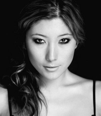Dichen Lachman - this mixed beauty is Tibetan and Australian. What a perfect mix - she is absolutely GORGEOUS!!!