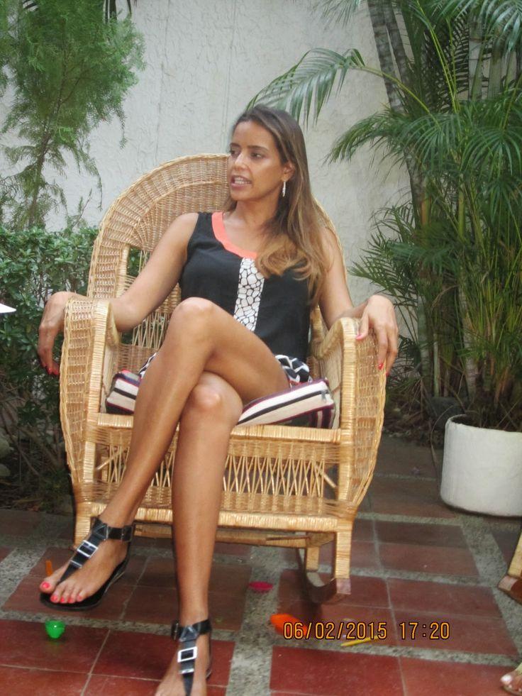 Personajes y Paisajes  Guajiros: Rossana Redondo Solano