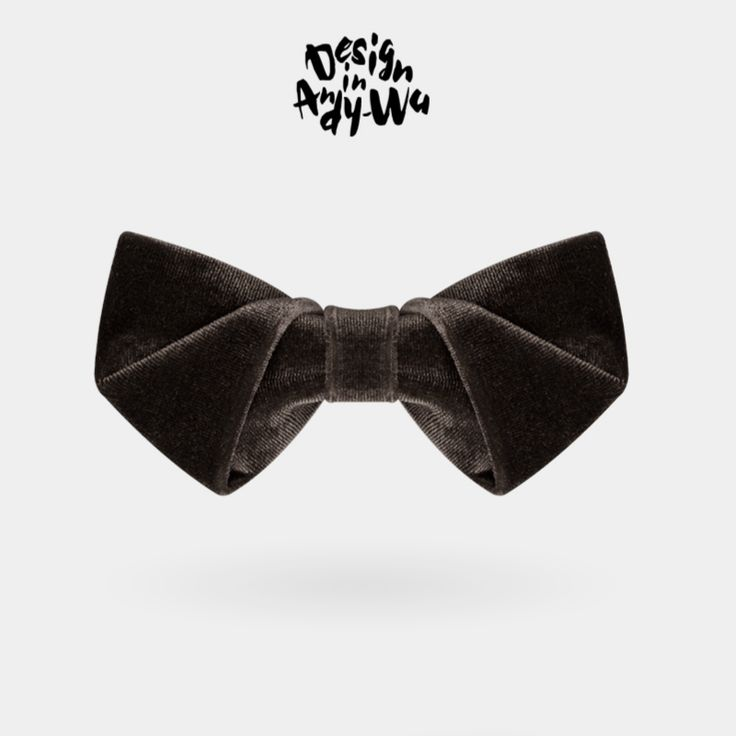 ==> [Free Shipping] Buy Best Brown party supplies bachelorette party accessories color velvet bow tie dress tie British men and women married to men Online with LOWEST Price | 32819738198